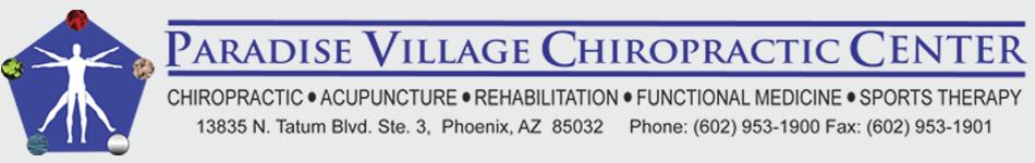 phoenix chiropractor scottsdale acupuncture